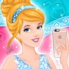 Cinderella Selfie Lover