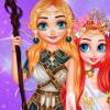 Princesses Become Magical Creatures