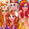 Princesses Back To 70s