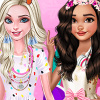 Princesses BFFs Weekend Getaway