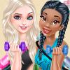 Princesses Healthy Lifestyle